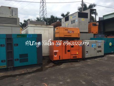 Máy phát điện 250kva | Máy phát điện công nghiệp 250kva