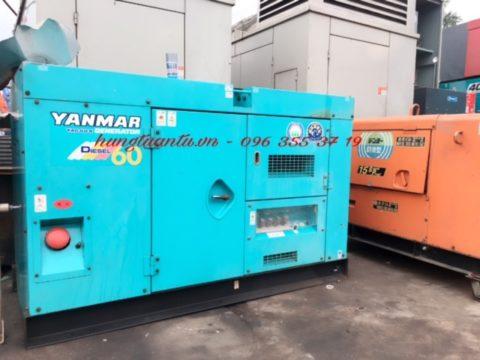 Cho thuê máy phát điện 60kva tại tphcm