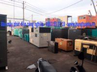 Cho thuê máy phát điện công nghiệp giá rẻ