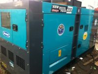 Cho thuê máy phát điện công nghiệp tại Thủ Đức giá rẻ