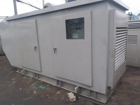 Máy phát điện cũ 550kva