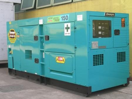 Máy phát điện 150 3pha