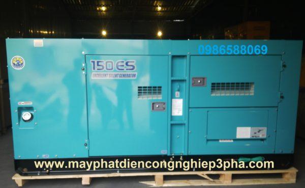 Máy phát điện 150kva Denyo