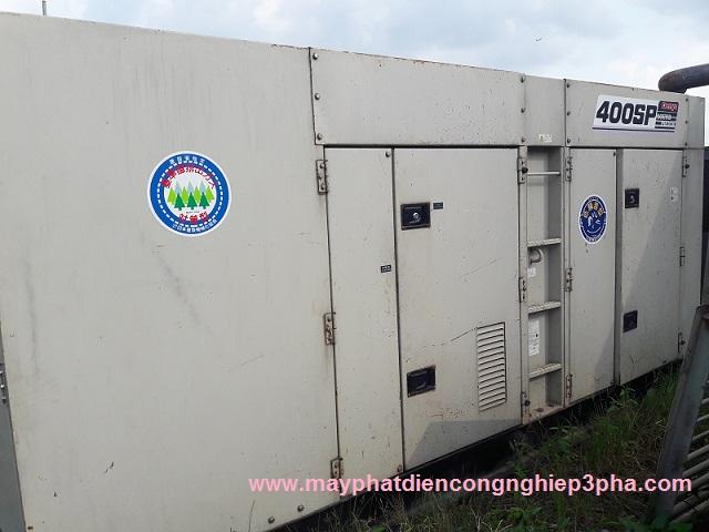 Công ty chuyên bán và cho thuê máy phát điện