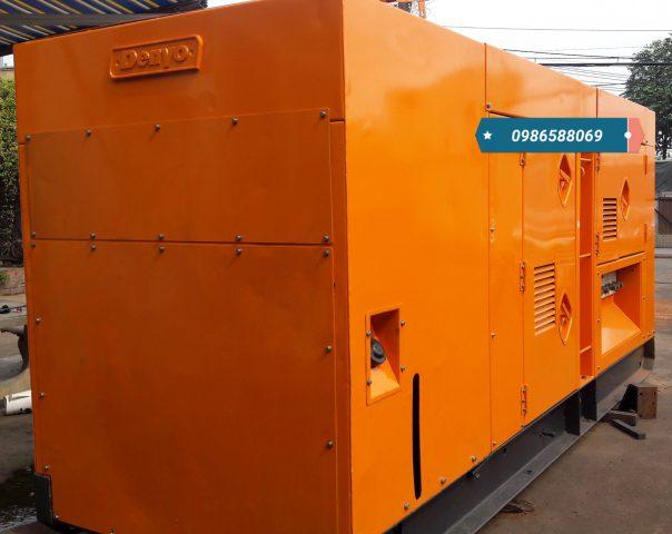 Máy phát điện 275kva Komatsu